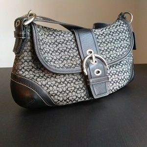 Coach shoulder soho bag